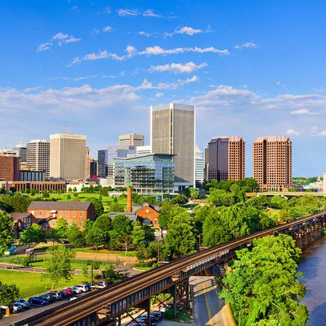 Richmond, Virginia is a hotspot for business
